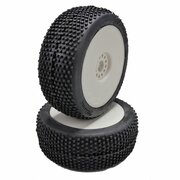 Hot Race Tyres Miami Soft Komplettrad (x2)